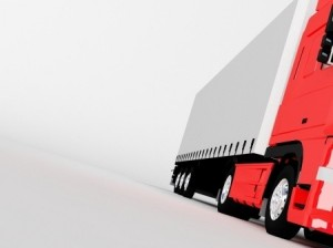 Lorry for hgv page