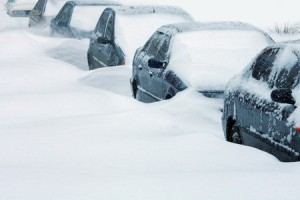 cars in snow 1