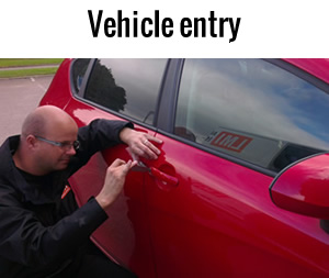 Safe vehicle entry from qualified car locksmith